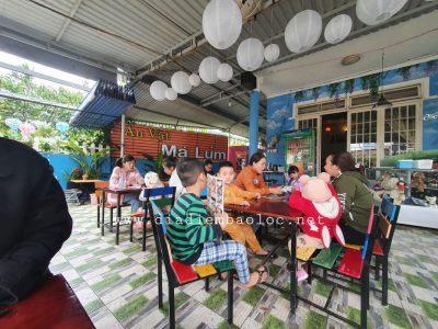 Quán ăn vặt có tiếng tại Bảo Lộc