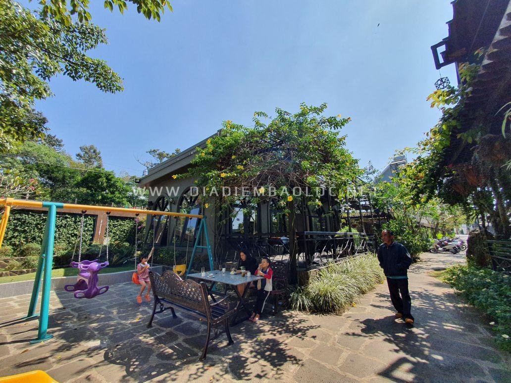 pham garden caffe bao loc 7