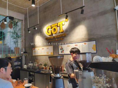 GOT Coffee Bảo Lộc