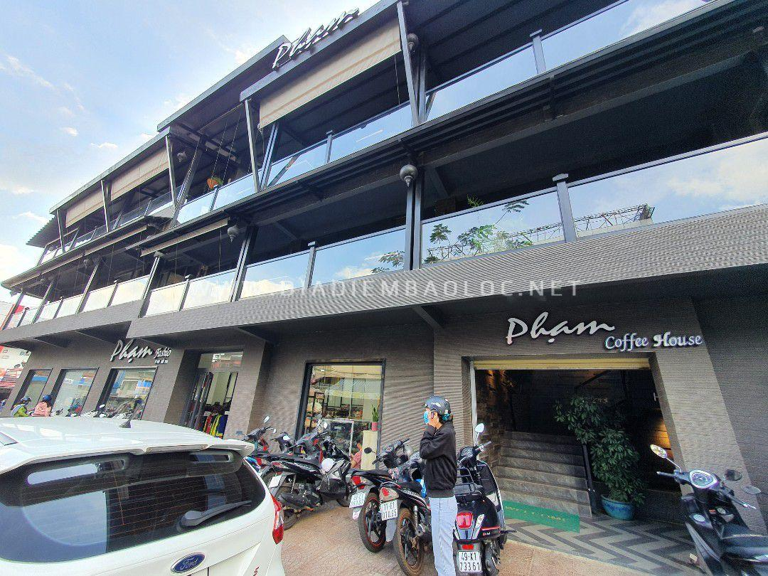 phamcaffee house bao loc 2
