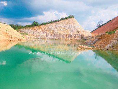 Hồ Xanh Cao Lanh