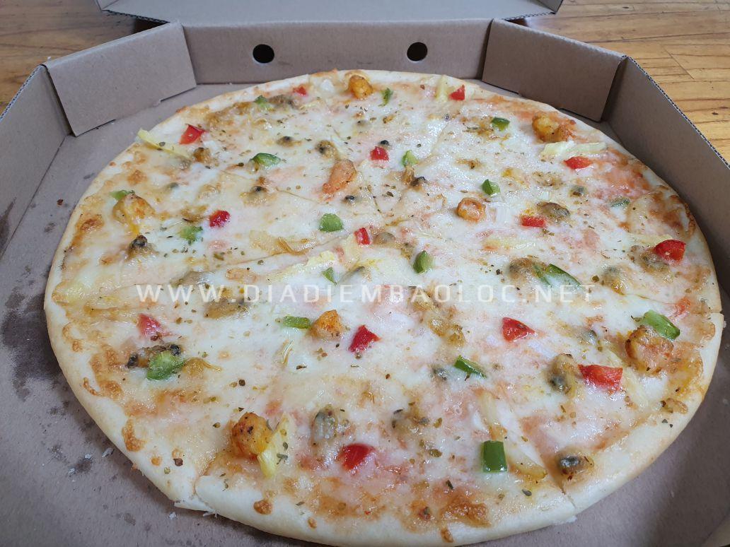 the pizza house bao loc 2