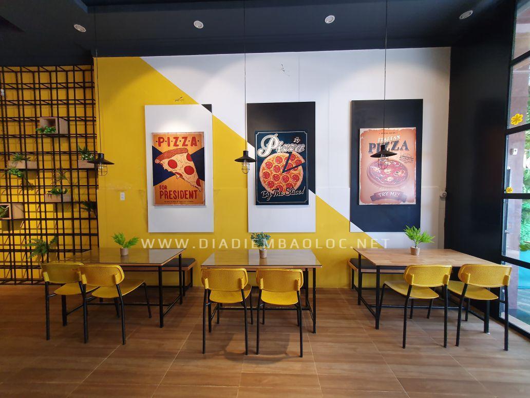 the pizza house bao loc 3