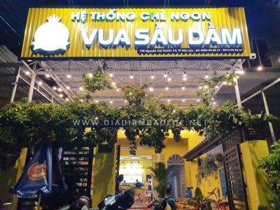 Vua Sầu Dầm Bảo Lộc